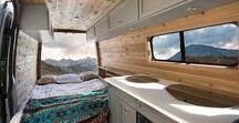 LIVING | Van Life / Creating your DIY Camper. The ultimate VanLife inspiration board