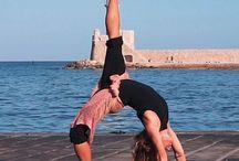 Yoga in Crete ( www.yogaincrete.com) / Your destination is Crete, our mission is Yoga. Yoga retreats, classes & excursions