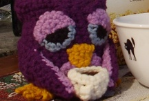 Crocheted creatures, critters and creeps / by Aly Jarleborn