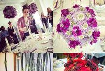 Inspiration floral / Découvrez les cours et inspiration d'art floral de nos organisatrice de mariages Jaelysiennes