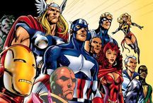 The Avengers / Earth's mightiest heroes standing together against foes no single superhero could face. / by Ryan .