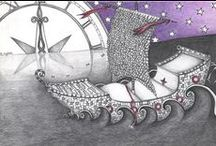 My artwork / www.michaelalydon.com