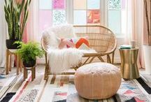 Soulful at Home / Home decor ideas to excite your spirit. Your space should reflect your soul journey + invite comfort, warmth, gratitude + introspection.