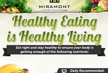 Healthy Eating / Diet and health related topics