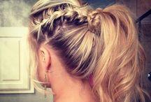 Hair / by Rachel Tochydlowski