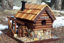Bird Houses / Bird houses for outdoor