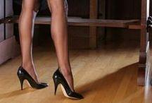 Legs / legs, heels, stockings