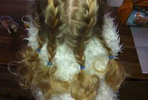 Cate's hair
