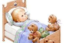 Láminas infantiles / Muñecas infantiles