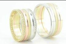 Altın, Gümüş Alyans Modelleri