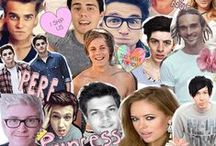 #YouTuber / Meh Favourite #YouTuber ..... YouTube #celebrities