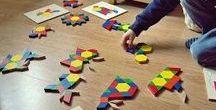 Jeux, jouets et matériel / Apprendre en s'amusant... À moins que ce ne soit l'inverse ?