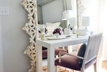 Interior - dressing room / Interiors