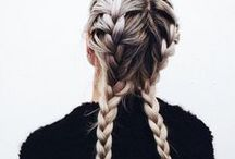 H a i r / Pretty hair styles and just good looking ones.