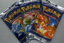 Pokémon / Awesomest childhood cartoon.