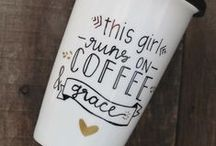 Coffee Loving Crafter / Coffee projects for paper crafters