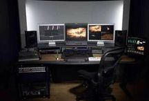 Dream home cinema and edit suite