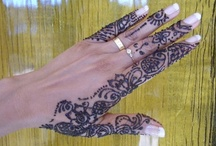 henna  / by Taylour Lincoln