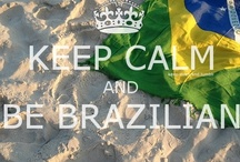 "My Brazil / ""Be brave. Take risks. Nothing can substitute experience."" - Paulo Coelho - (Brazilian writer)"