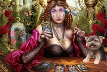 Enchanted Tarot / Tarot is a divine art. It's been in my life for such a long time. If you are interested in discussing it, feel free to contact me: embracingthegoddessforever@hotmail.com