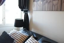 Makuuhuoneet / Bedrooms / roomdsign.fi