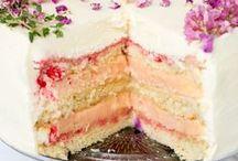 Koken: Taarten, Cakes & Koekjes / Recepten en ideetjes voor de lekkerste taarten, (cup)cakejes en koekjes.