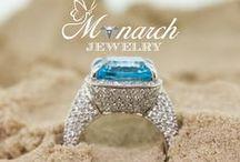 BLUE Jewelry / Monarch Jewelry | 1860 Florida 436, Winter Park, Florida {showroom 407- 677-8354} www.MonarchJewelryandArt.com