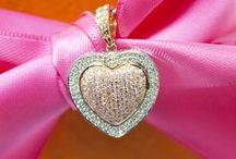 PINK Jewelry / Monarch Jewelry | 1860 Florida 436, Winter Park, Florida {showroom 407- 677-8354} www.MonarchJewelryAndArt.com