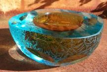 Mid Century Glass