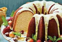 SWEET CAKES ~ [ Pound / Bundt / Coffee / Crumb ] / Board dedicated to one of my favorite things to bake ~  I ADORE Pound Cakes, Bundt Cakes, Coffee Cakes and Crumb Cakes~!  Nothing is tastier or travels better than a pound or bundt cake!   I truly LOVE THEM~!!! / by Joanie Critchlow
