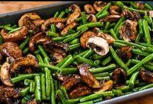 Veggies: Green Beans
