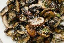 Veggies: Mushrooms