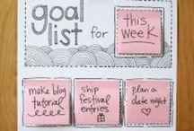 Projecting & Organizing