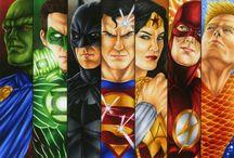 DC comics / by Troy