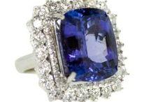 TANZANITE Jewelry / Fine jewelry | Monarch Jewelry | 1860 Florida 436, Winter Park, Florida {showroom 407- 677-8354} www.MonarchJewelryandArt.com