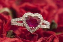 Valentine Jewelry / Valentine Themed Fine Jewelry |  Monarch Jewelry | Winter Park, Florida {showroom 407- 677-8354}