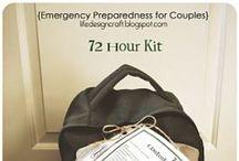 Emergency Pack Ideas