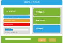 MiVoca.com / mijn website www.mivoca.com oefen spaans op een speelse manier