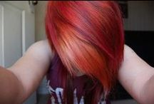 Hair~Red / My favourite hair colour.