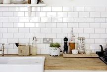 kitchen / all kind of dreamy kitchens