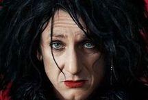 Goottipojat Teemalla: Sean Penn ja Conrad Veidt / Gothic Boys @ Finnish Culture tv channel TEEMA