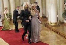 Whatshall: Linnan juhlat 2000-luvulla. The Ball in President's Casrle, Finland / Linnan juhlat 2014-jonnekin. Oikeasti kiinnostavasti pukeutuvat. Michael Monroesta Irma Optimistiin