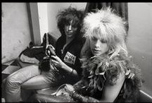 KASARI. Sari Poijärvi / Photographer Sari Poijärvi - photos of 1980s at finland, kekkoslovakia. Hanoi Rocks