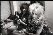 KASARI. Sari Poijärvi / Photographer Sari Poijärvi - photos of 1980s at finland, kekkoslovakia. Hanoi Rocks