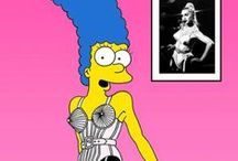 Jean-Paul Gaultierin korsetit jne Lindex / Jean-Paul Gaultierin korsetit jne, alusasut, mm Lindex 2014, Madonna: Blonde Ambition tour 1990-luku. Confessions on the dance floor