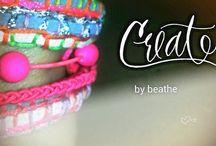 Handmade by Beathe / Design by Beathe  Handmade bracelet