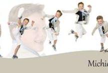 Communiereportages en communiekaartjes / Unieke en speelse communiereportages in de studio en op locatie. De eigenheid van uw kind primeert. Steeds originele creaties voor uw communiekaartjes. http://www.fotodesign-meer.be