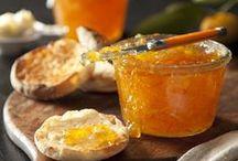 Koken: Confituren, Chutneys & Mixen / Confituur, gelei, jam, curd, chutney, kruiden,...