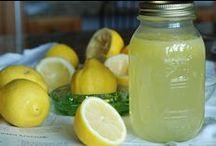 Koken: Drankjes / Limonade, thee, koffie, coctails, sappen,...