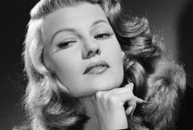 Put the blame on me, boy... / Old Hollywood actresses / by Tahsine